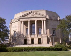 Severance Hall Cleveland oh